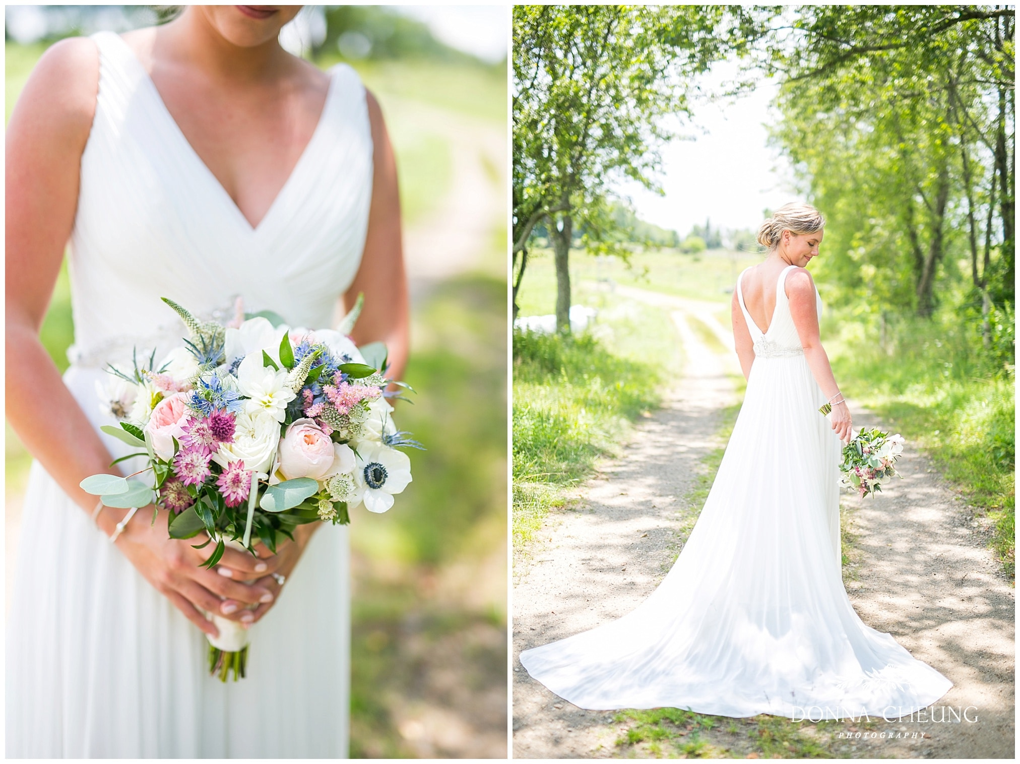 The White Barn South Farms Weddings Donna Cheung Photography